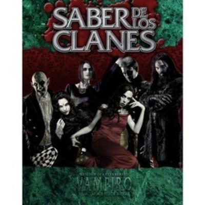 Vampiro: La Mascarada Ed. 20° Aniversario - Saber de los Clanes