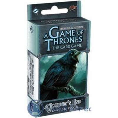 A Game of Thrones The Card Game - A Journey's End Expansion