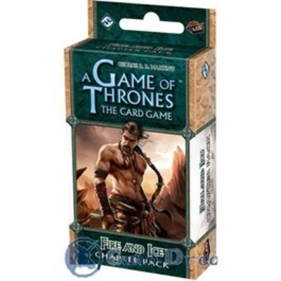 A Game of Thrones The Card game - Fire and Ice Expansion