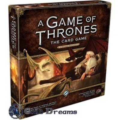 A Game of Thrones The Card Game Second Edition