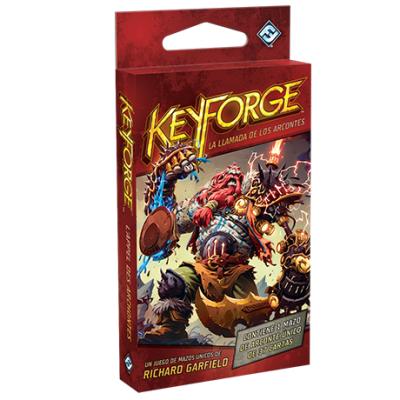 Keyforge: La Llamada de los Arcontes - Mazo