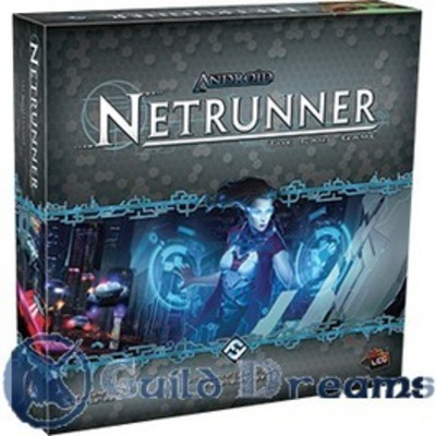 Android Netrunner - The Card Game