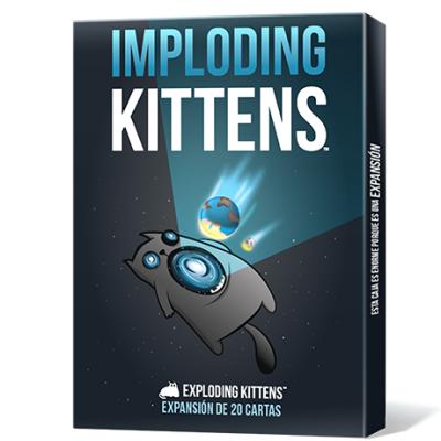 Imploding Kittens Exploding Kittens