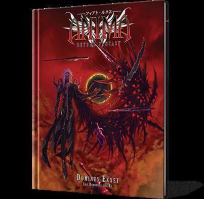 Anima Beyond Fantasy - Dominus Exxet The Dominion of Ki