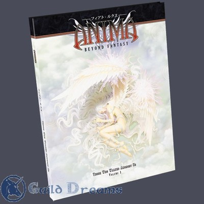 Anima Beyond Fantasy - Those Who Walked Amongst Us Vol. 1