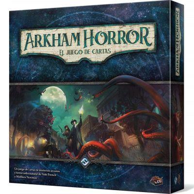 Arkham Horror LCG - El Juego de Cartas