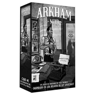 Arkham Noir Caso #1