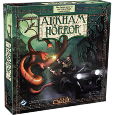 Arkham Horror: The Board Game