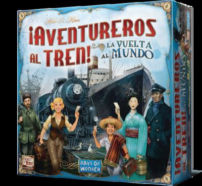¡Aventureros al Tren! - La Vuelta al Mundo