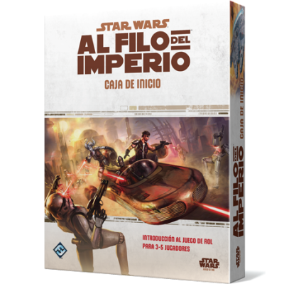 Star Wars: Al Filo del Imperio - Caja Básica