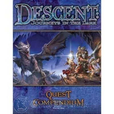 Descent: Journeys in the Dark - Quest Compendium