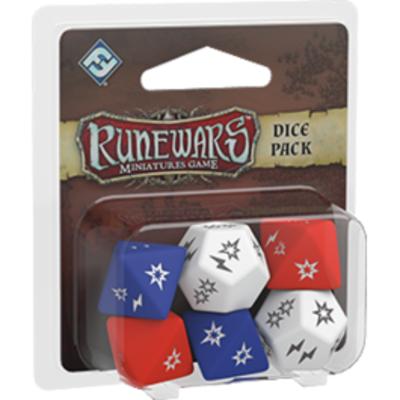 Runewars Miniatures Dice Pack