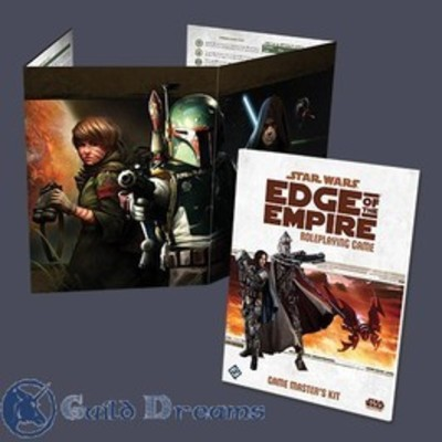 Star Wars: Edge of the Empire Roleplaying Game Master's Kit