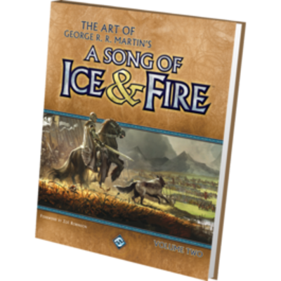 The Art of George R.R. Martins: A Song of Ice & Fire Vol. 2