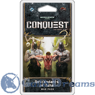 Warhammer 40,000: Conquest LCG - Descendants of Isha War Pack