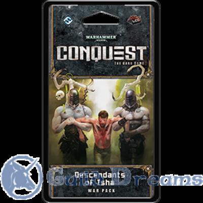 Warhammer 40,000: Conquest LCG - Descendants of Isha War Pack
