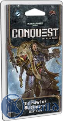 Warhammer 40,000: Conquest LCG - The Howl of Blackmane War Pack