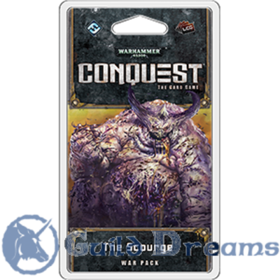 Warhammer 40,000: Conquest LCG - The Scourge War Pack