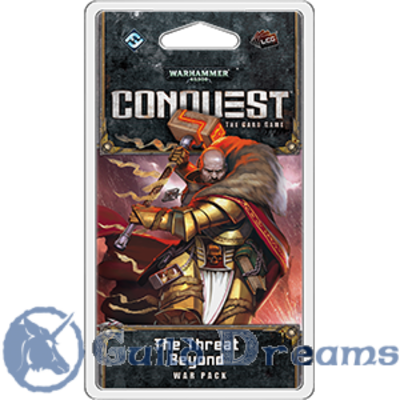 Warhammer 40,000: Conquest LCG - The Threat Beyond War Pack