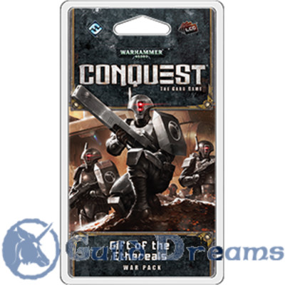 Warhammer 40,000: Conquest LCG - Gift of the Ethereals War Pack