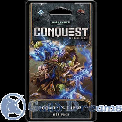Warhammer 40,000: Conquest LCG - Zogworts Curse War Pack