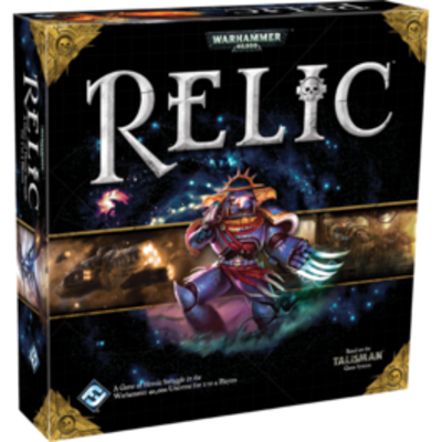 Warhammer 40000: Relic