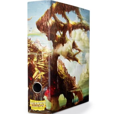 Archivador Dragon Shield Binder - Art Rodinion