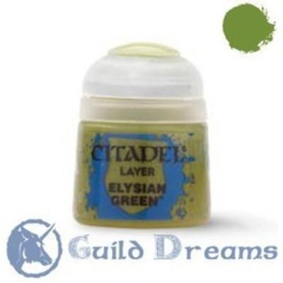 Citadel Layer: Elysian Green