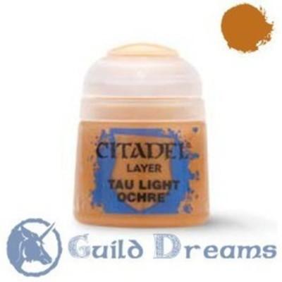 Citadel Layer: Tau Light Ochre