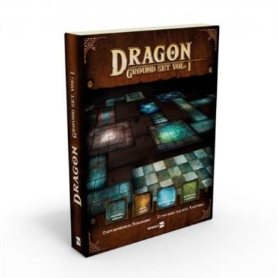 Dragon Ground Set Vol. 1