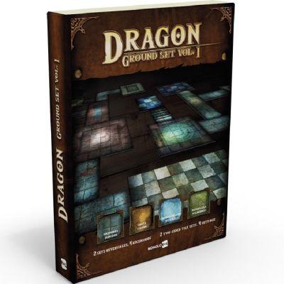 Dragon Ground Set Vol. 1