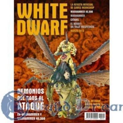 Revista White Dwarf: Marzo 2013