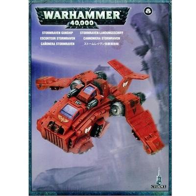 Warhammer 40.000: Cañonera Stormraven