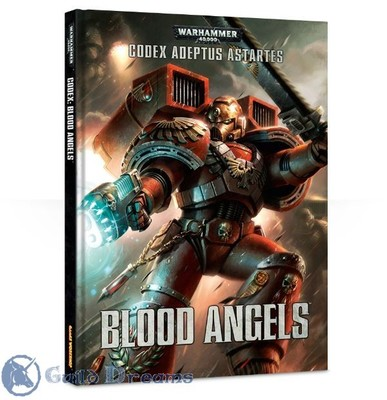Warhammer 40.000: Codex Adeptus Astartes Blood Angels