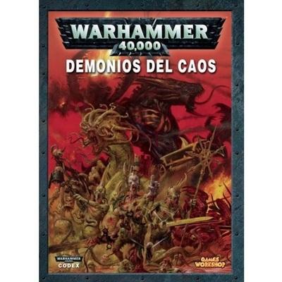 Warhammer 40,000: Codex Demonios del Caos (Tapa Blanda)