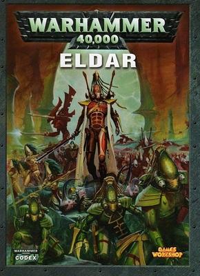 Warhammer 40,000: Codex Eldars (Tapa Blanda)