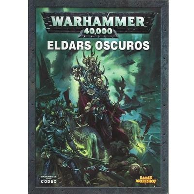 Warhammer 40,000: Codex Eldars Oscuros (Tapa Blanda)