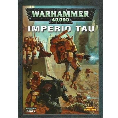 Warhammer 40,000: Codex Imperio Tau (Tapa Blanda)
