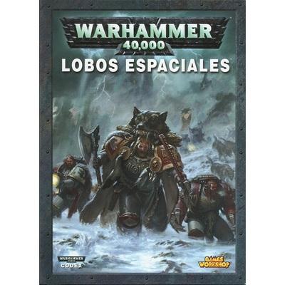 Warhammer 40,000: Codex Lobos Espaciales (Tapa Blanda)