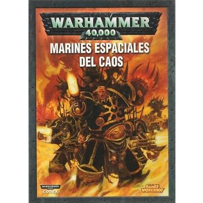 Warhammer 40,000: Codex Marines Espaciales del Caos (Tapa Blanda)