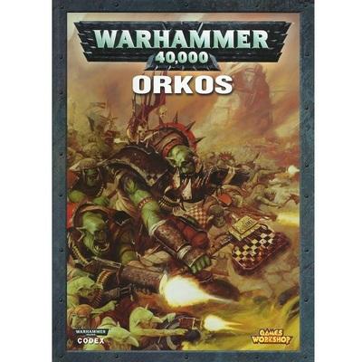 Warhammer 40,000: Codex Orkos (Tapa Blanda)