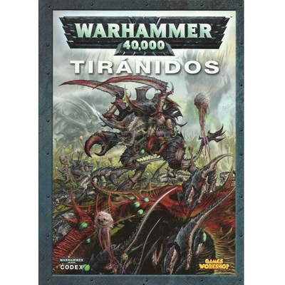 Warhammer 40,000: Codex Tiranidos (Tapa Blanda)