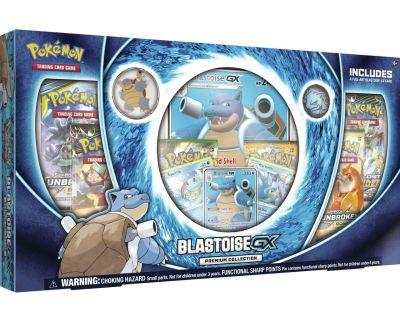 Blastoise-GX Premium Collection