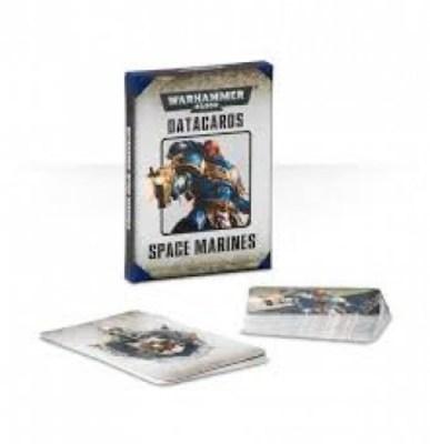 Warhammer 40.000: Datacards Space Marines