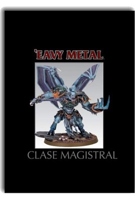 Clase Magistral Eavy Metal