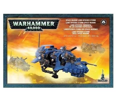Warhammer 40,000: Land Speeder Tormenta de los Marines Espaciales