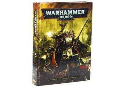 Warhammer 40.000: Libro de Reglas Sexta Edición