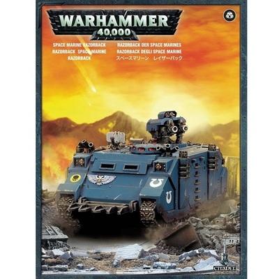 Warhammer 40.000: Razorback Marines Espaciales