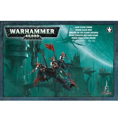 Warhammer 40,000:Dark Eldar Venom - Ponzoña Eldars Oscuros