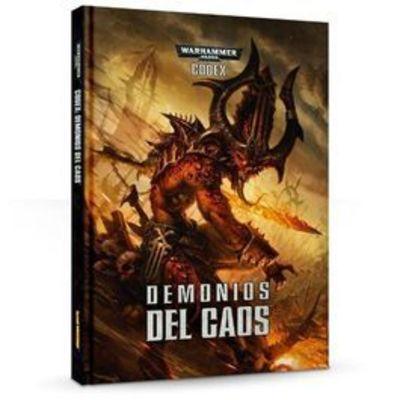 Warhammer 40.000: Codex Demonios del Caos